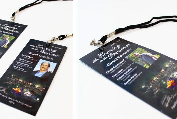 Promotional Design – Political Events