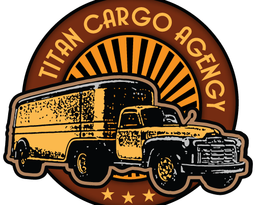 Logo and Website Design – Titan Cargo Agency