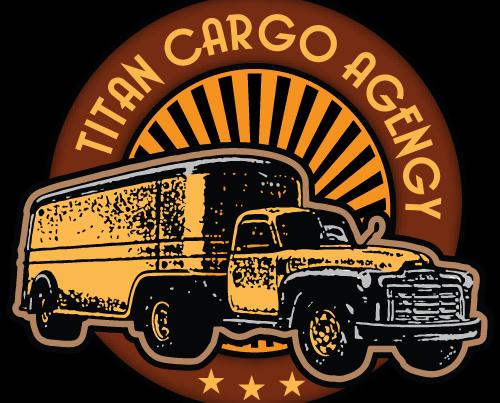 Logo and Website Design – Titan Cargo Agency